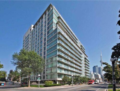 623 - 650 Queens Quay W, Toronto